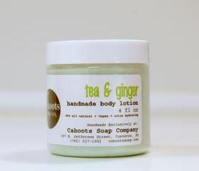Tea & Ginger Mini Body Lotion